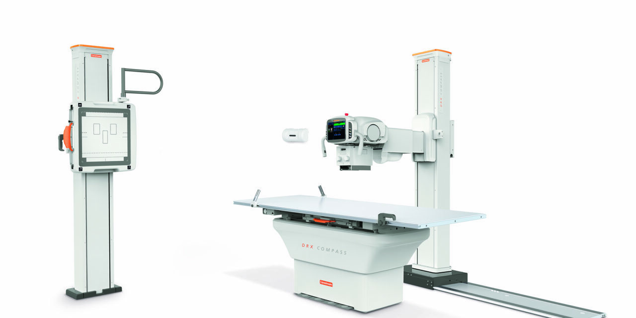 Carestream Debuts Floor-Mount Option for DRX-Compass X-ray System