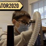 7th Grader Creates Lego Ventilator to Help with Shortages