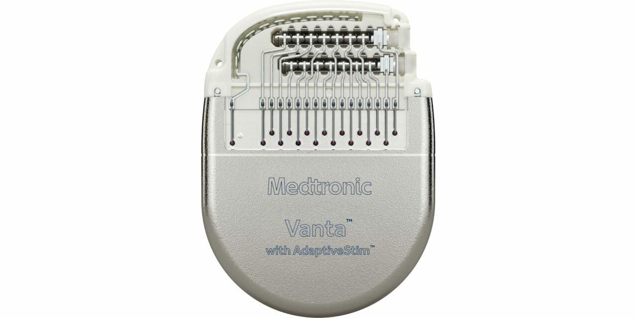 FDA Approves Medtronic's Next-Gen Recharge-Free Spinal Cord Stimulation Platform