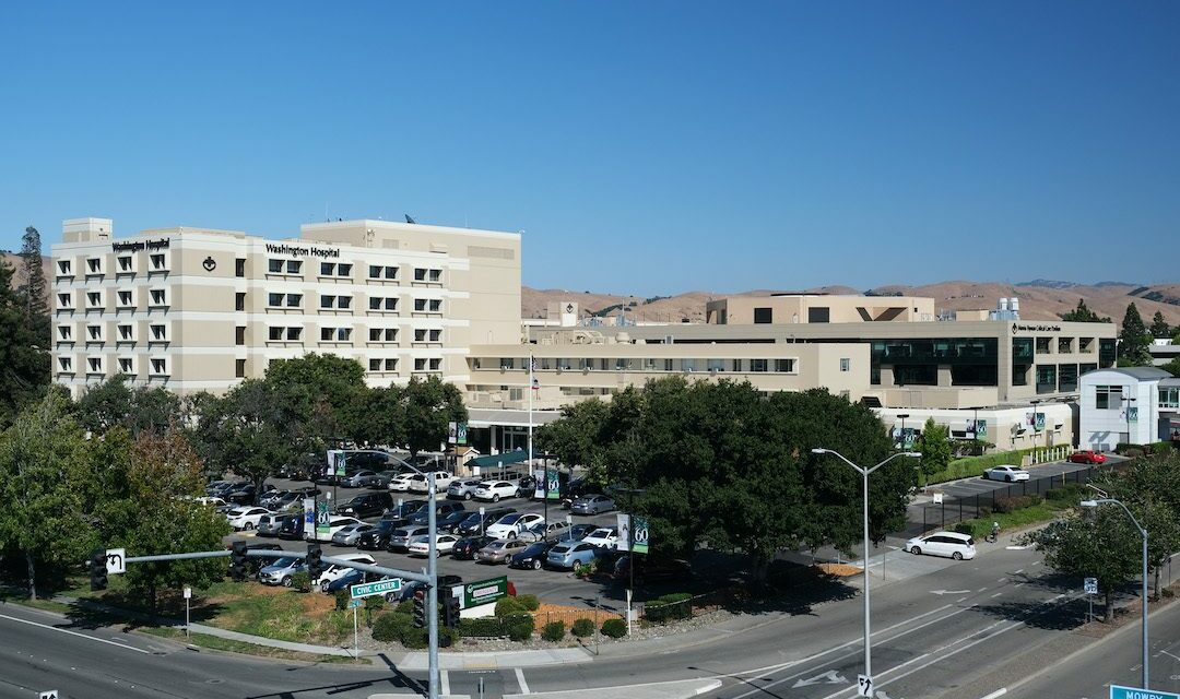 A Day in the Life: Washington Hospital Healthcare System
