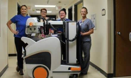 DRX-Revolution Mobile Imaging System Improves Patient Care, Productivity