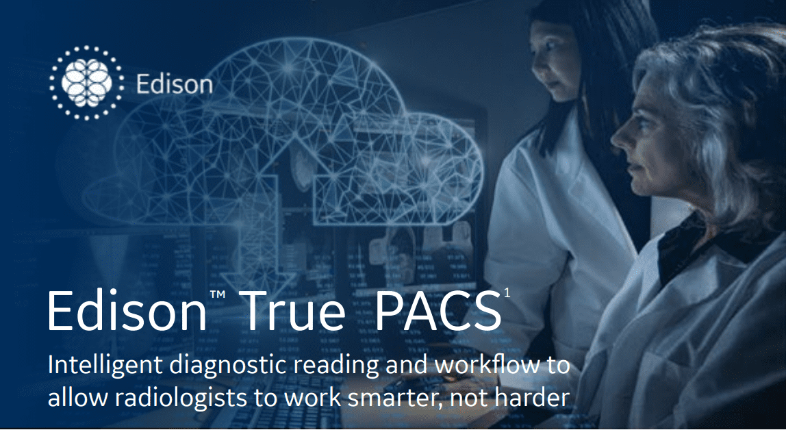 GE Healthcare Launches AI-Enabled, Cloud-Based PACS