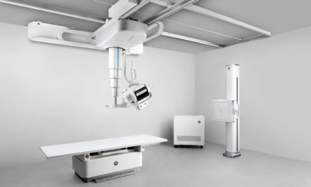 GE Healthcare Unveils Fixed X-ray System