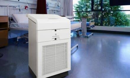 Healthcare Facilities Get Boost in Disinfectants