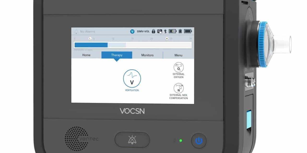 Ventec Life's V Pro Ventilator Is Reimbursable