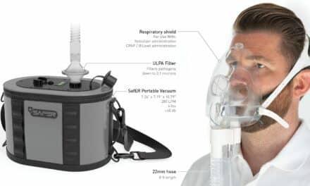 Emergency Physicians Help Develop Negative-Pressure ULPA Filtration System