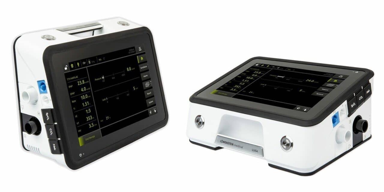 Movair Introduces Portable Ventilator