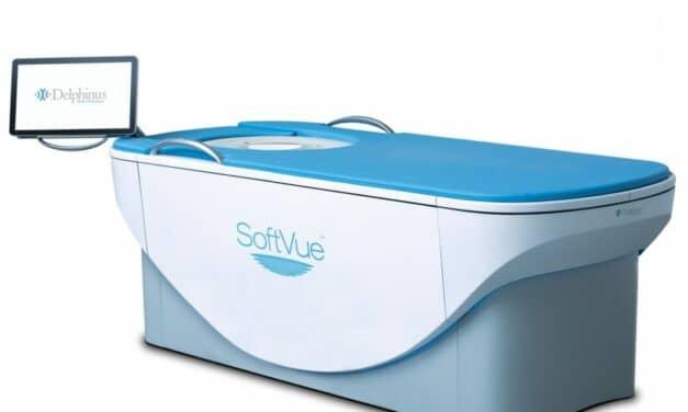 FDA OKs Whole Breast Ultrasound Tomography System