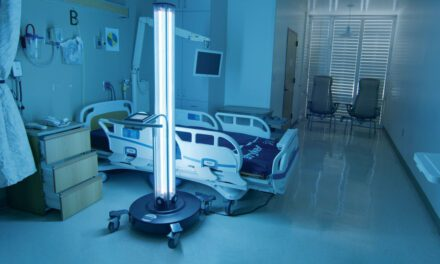 UVDI-360 Room Sanitizer Fast Tracked for VA Hospital and Clinic Purchasing