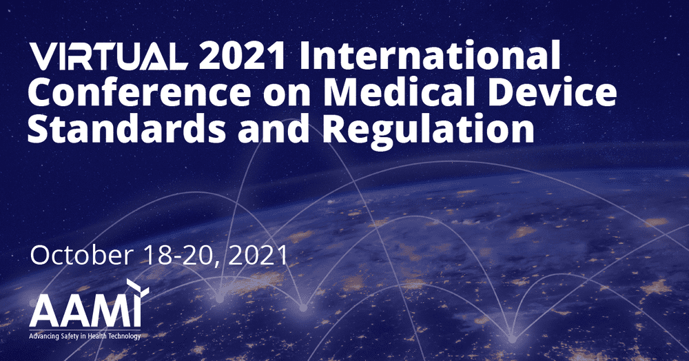 MedTech Highlighted at 2021 International Standards Conference